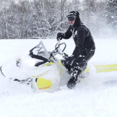 Snowmobile Cezar