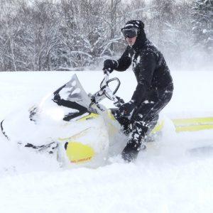 Snowmobile Cezar