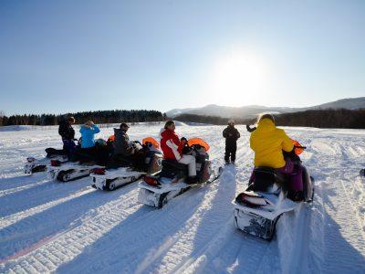 Snowmobile Freeride