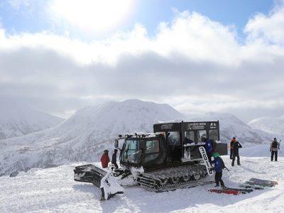 Weiss Cat Ski
