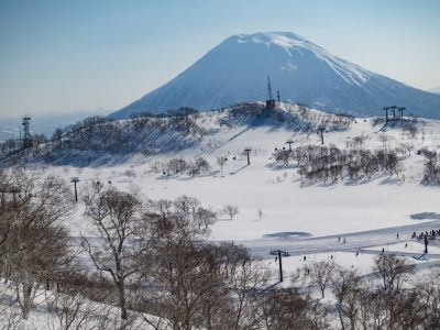 View Of Mt Yotei Snowy Volcano Niseko United Ski Resort 539971926 5472X3648