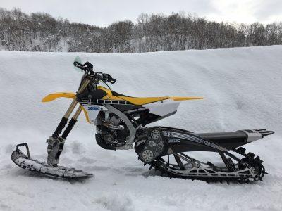 Snow Yeti Mx Carbon Fibre Sled