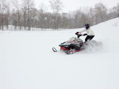 Kat Snowmobile 2