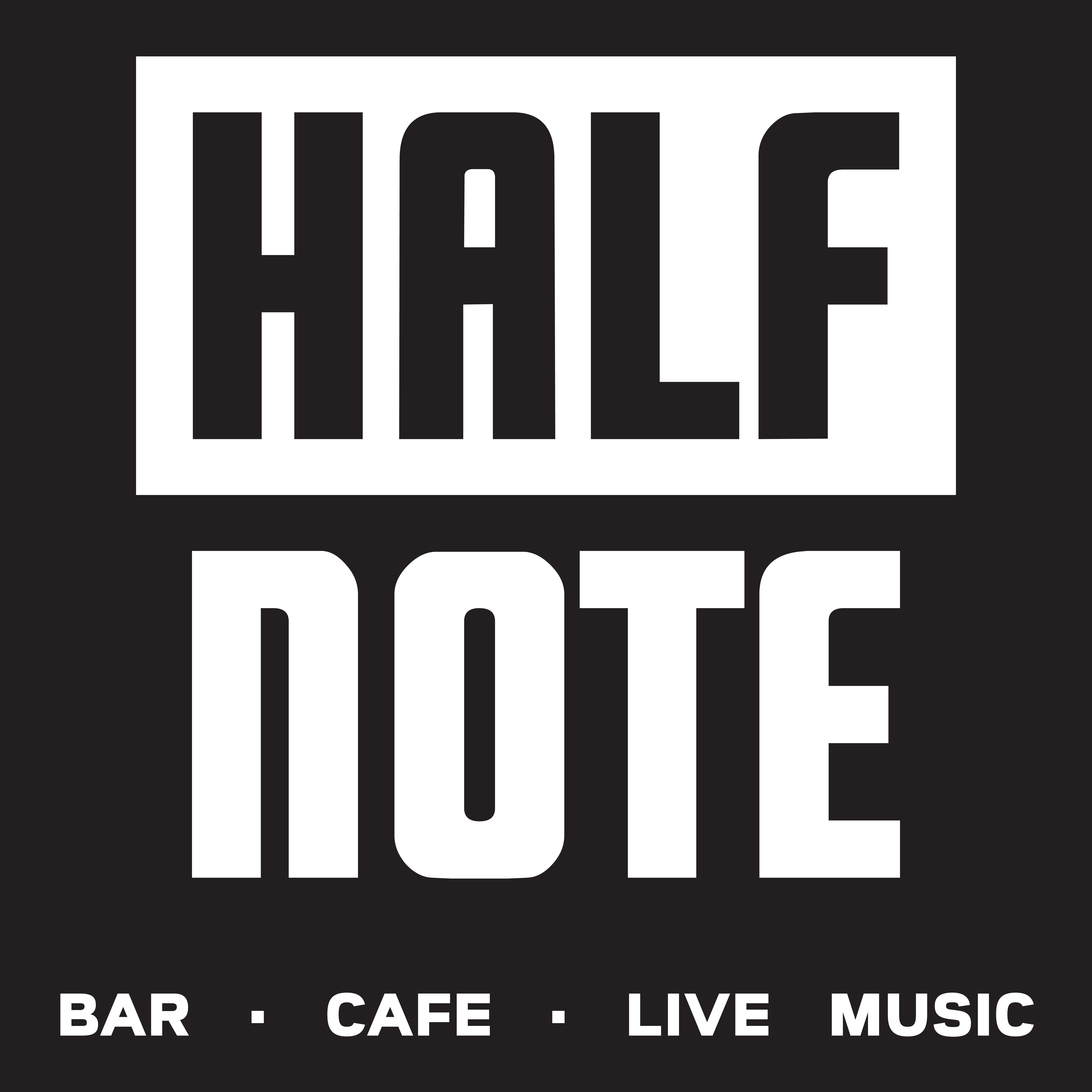Half Note Bar & Cafe logo