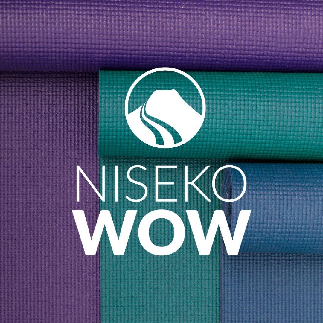 Niseko Wow Fitness logo