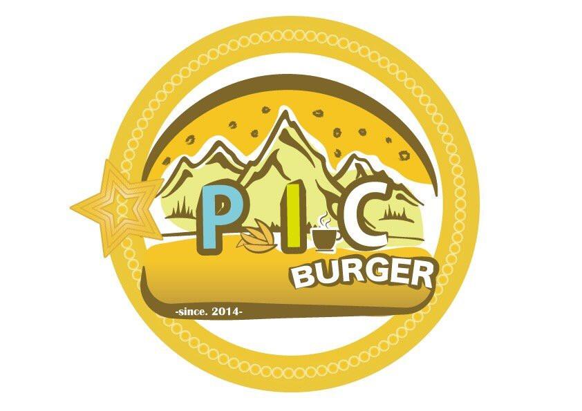 P.I.C. - Hamburger logo