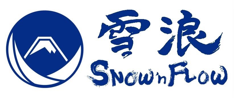 Snow and flow logo