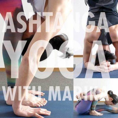 Marika Ashtanga Yoga logo