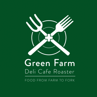 Green Farm Cafe logo