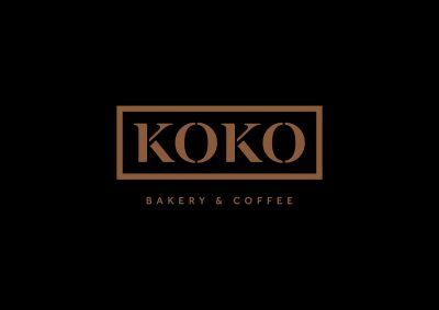 Koko Bakery and Coffee logo