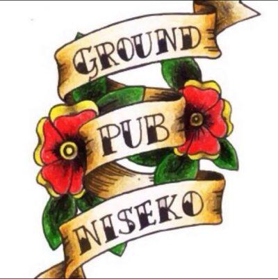 Ground Pub Niseko logo