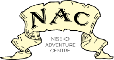 Niseko Adventure Centre (NAC) logo