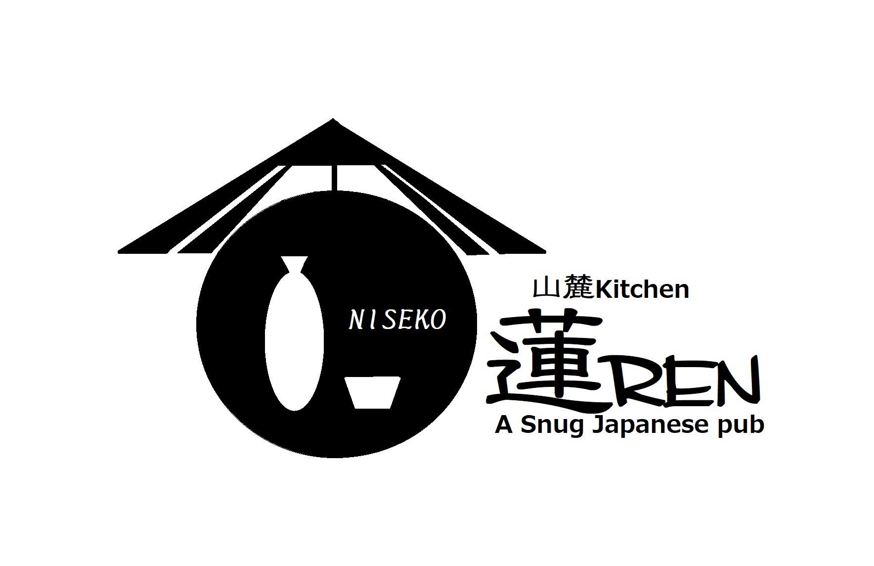Japanese Kitchen and Pub - Ren logo
